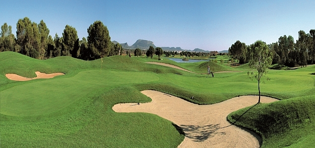 Mallorca Golf Son Antem Ost